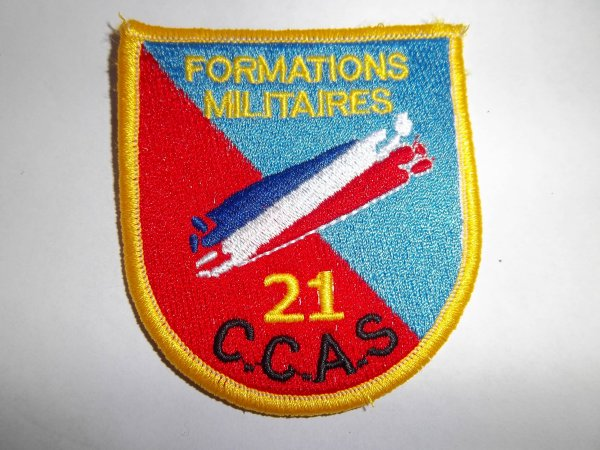ECUSSON SECURITE CIVILE 21EME COMPAGNIE CCAS