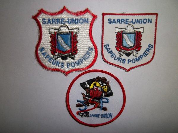 ÉCUSSONS SARRE UNION 67