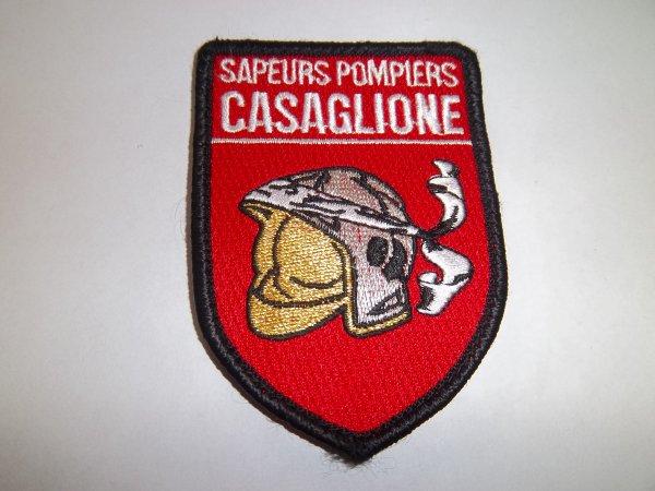 ÉCUSSON CASAGLIONE CORSE DU SUD 2A