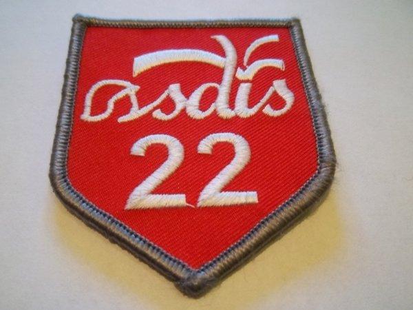 ECUSSON SDIS COTES D'ARMOR 22