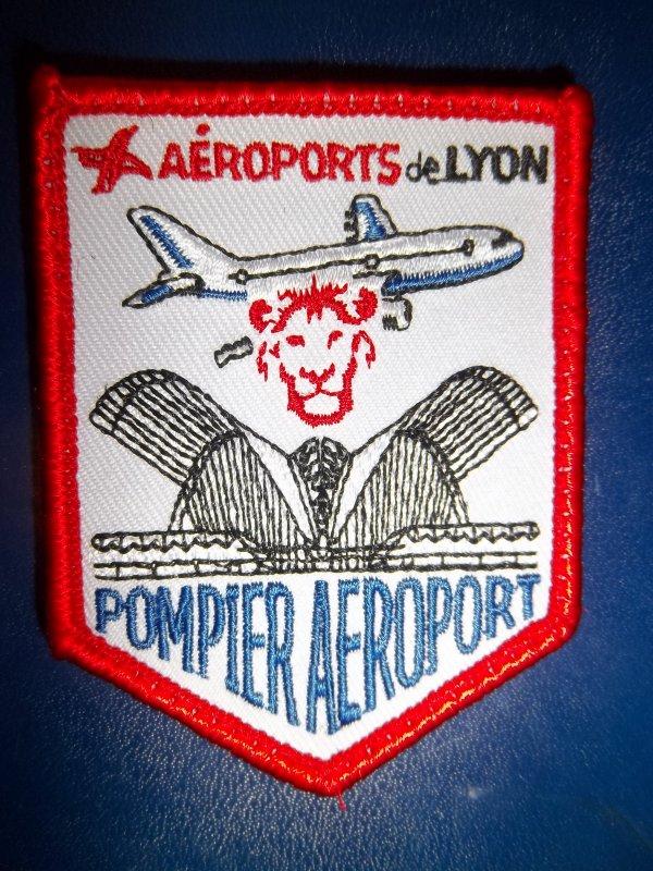 POMPIERS AÉROPORTS LYON 69