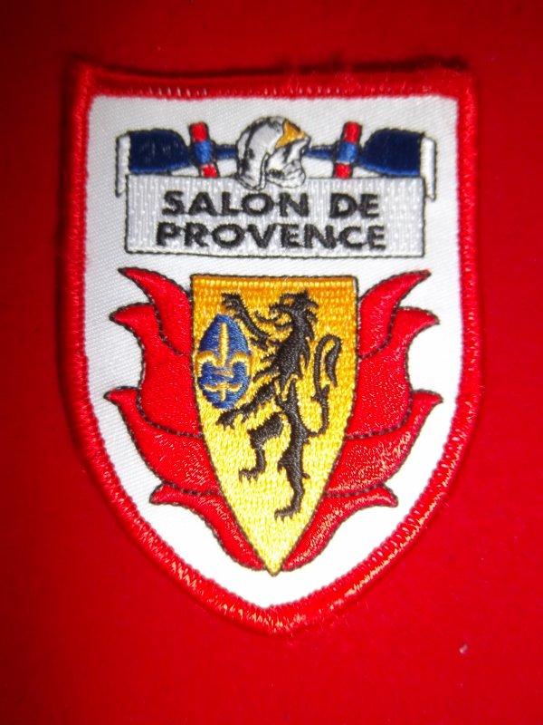 ECUSSON POMPIERS SALON  DE PROVENCE 13
