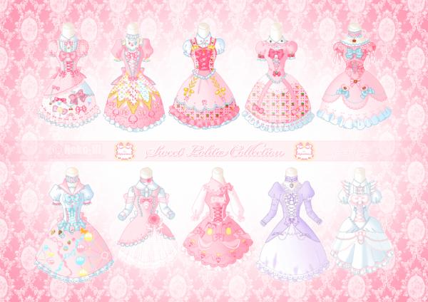 vetement lolita trop sweet <3