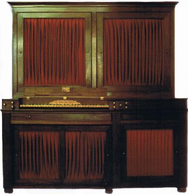 "Orgue ""Schweickart 1784"" restauré par Rémy Mahler"
