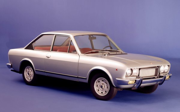 FIAT 124 COUPE PHASE III