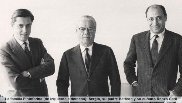PERSONNAGE IMPORTANT QUE CE RENZO CARLI,IL ETAIT LE NUMERO 2 DE LA SOCIETE,POLYTECHNICIEN ET INGENIEUR,IL INTEGRA LA MAISON PININFARINA EN 1948 !