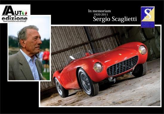 """PETITE PENSéE POUR LES DEUX AUTRES GEANTS DE LA CARROSSERIE ITALIENNE,""""NUCCIO"""" BERTONE TRONANT AU MILLIEU DE LAMBORGHINI (espada et miura) ET DE FIAT (850 et dino) ET SERGIO SCAGLIETTI A COTé D UNE FERRARI 750 MONZA ! (page 766)."""