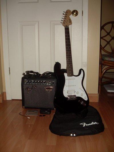 guitare electrique a acheter