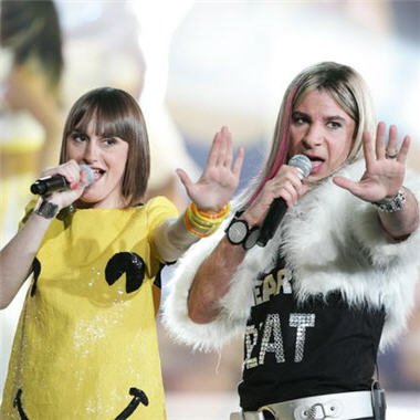 Parle à ma main,  de Christelle Bazooka & Yelle