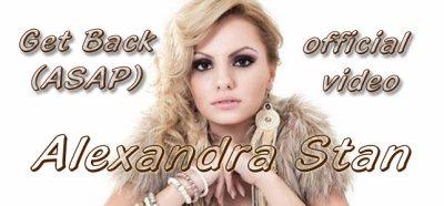 Alexandra Stan, Get Back ♫
