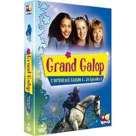 LES HISTOIRES DE LA SAISON 1 DE GRAND GALOP