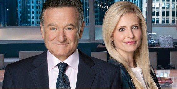 Les Upfronts de la CBS ce soir ! The Crazy Ones photos promotionelles dévoilés .