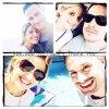 Sarah remercie ses fans en postant des selfies avec son mari !