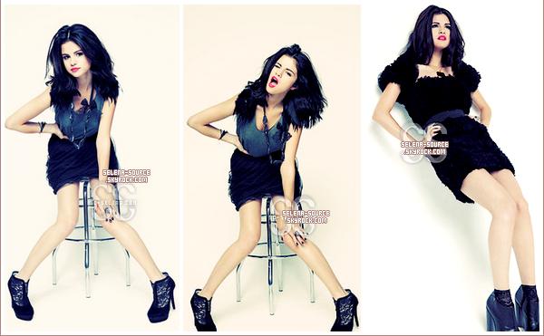 -Shoot- Voici un nouveau photoshoot inconnu pour Selena ! J'aime beaucoup, elle fait beaucoup plus  -Shoot- femme, plus mature et ça lui va très bien. Votre avis ?