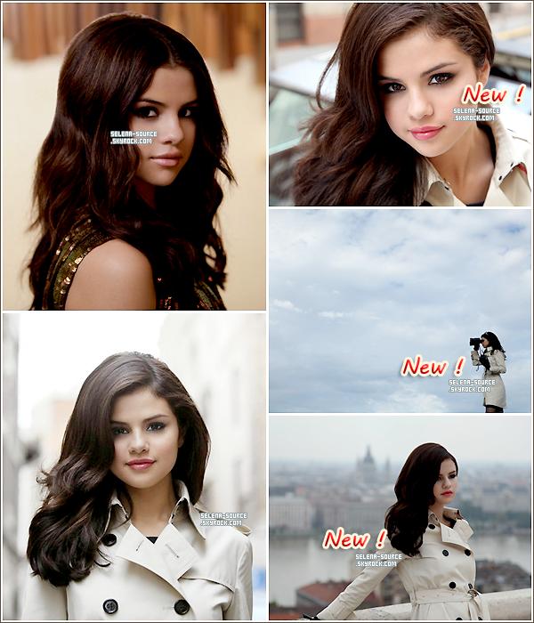 """-Divers- Re-Découvrez les stills de l'avant dernier clip de Selena """" Round & Round """" y compris 3 -Divers''-nouvelles photos ! Selena est vraiment très jolie dessus , j'aime beaucoup !  Votre avis ?"""