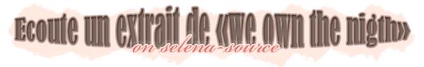 """-Radio- Enfin des news de Selena ! Elle était le 19 avril à la radio Kiss FM où elle a donné une interview -""""Radio_et a joué au poker avec l'animateur ( d'ailleurs sur les photos on voit qu'elle gagne !! C'est bien -""""Radio_ma Selena ça ! ).Côté tenue : c'est très simple des bottes avec un jean et un t-shirt blanc, -""""Radio_j'adhère un TOP. Votre avis ?"""