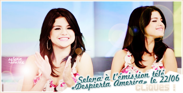 -Event- Hier le 22 juin 2011, notre magnifique Selena était de sortie à la radio Y100 où elle a parlé Event'__de son nouveau Film « Monte Carlo », des rageux etc... Elle y a chanté son single « Who Says » Event'__que tu peux écouter ici ! Côté tenue : Umh après une série de TOP il fallait forcément un Event'__FLOP, et il est arrivé. Son top à fleur est ideux et le reste ne suit pas du tout, c'est dommage Event'__le pantalon était beau et les chaussures belles, un FLOP. Votre avis ?