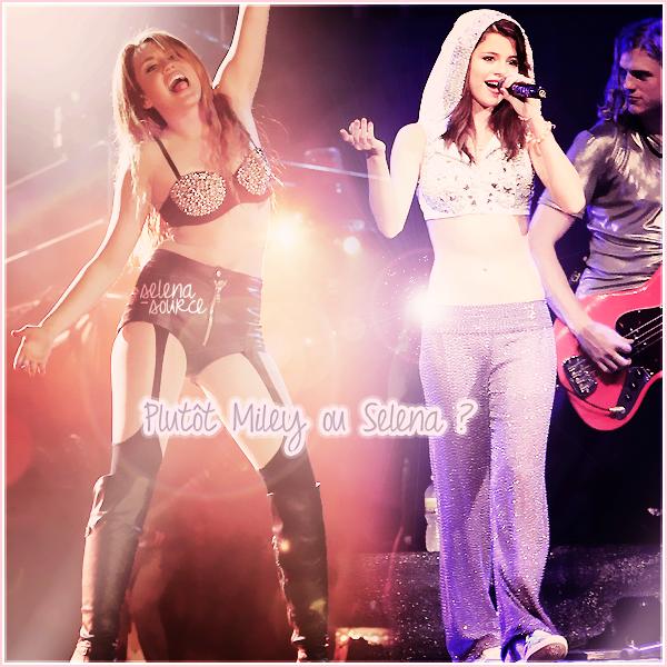 -Concert- Le 9 août 2011, Selena continuait sa tournée « We Own The Night Tour » à Darien -Concert_-Center, à New York ! Côté tenue : What The Fuck ? Sa tenue avec le pantalon violet est -Concert_-méga horrible et encore la robe bleu qui avait l'air belle et ba, elle en avait juste l'air ! -Concert_-C'est horriblement que je vous présente un FLOP.  Votre avis ?