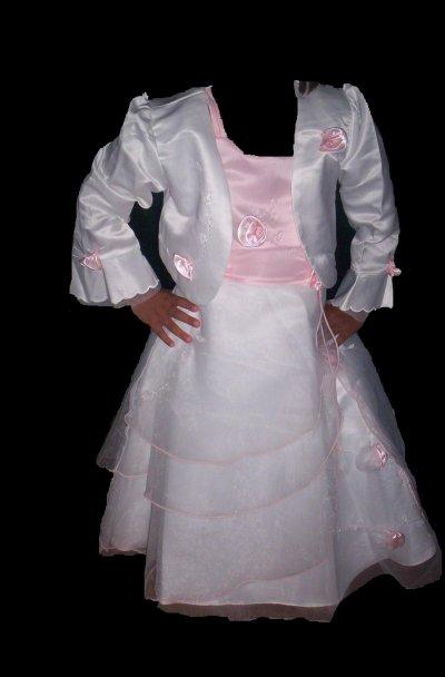 Robe de princesse pour fillette