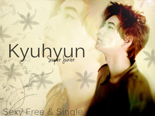 "Zoom sur Kyuhyun ""Super Junior"""