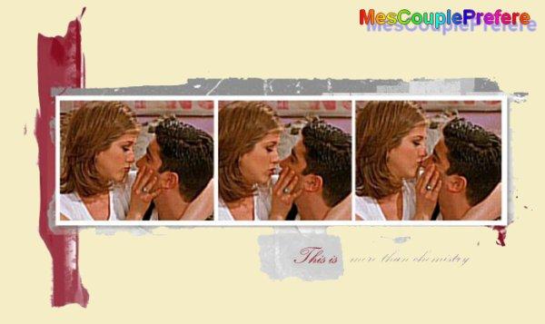 L'histoir Rachel Et Ross