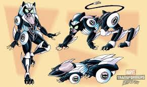 Personnage N°1 : Chat Kaysha (unique robot que j'accepte !)