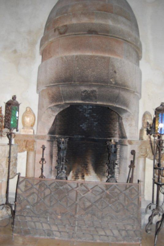Décoration du château