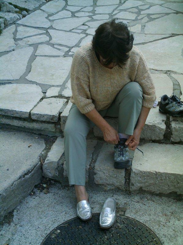 **********BALADE - PATRIMOINE : COURSEGOULES LE 27 / 04 / 08**********