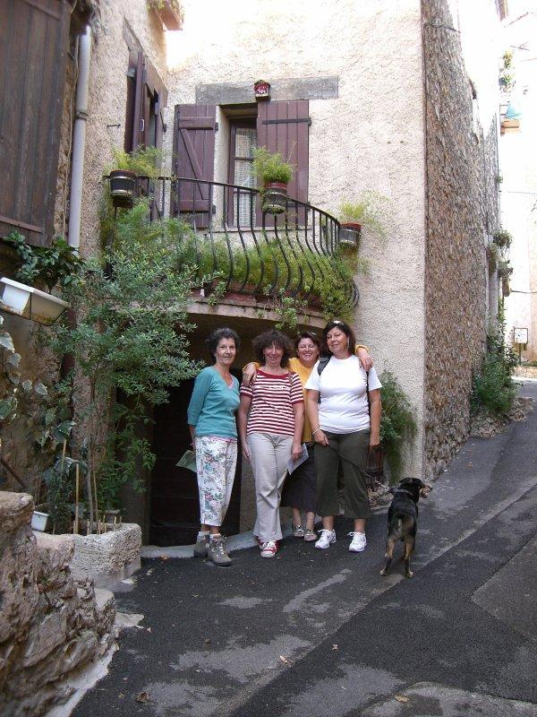 Petit village provençal