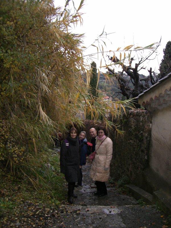 Petite marche par le sentier de l'ancien canal