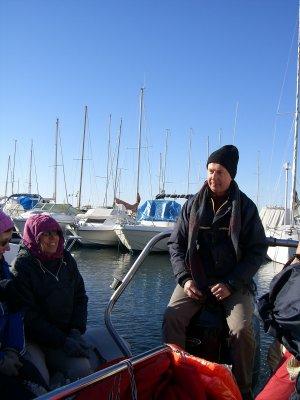 Jean-Luc, notre capitaine