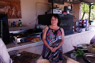 Un grand merci à Dédé et Muriel qui nous prêtent leur gazon pour le pique nique