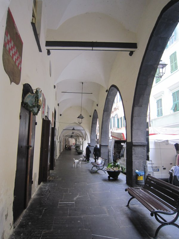 Centro storico, vraiment storico...