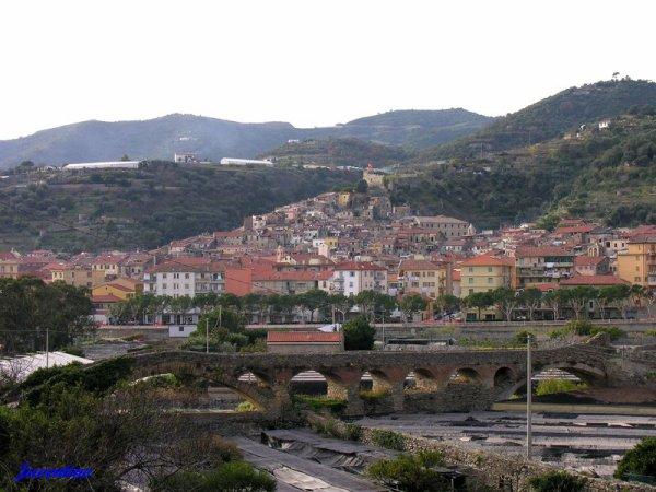 **********BALADE - PATRIMOINE : TAGGIA EN ITALIE LE 16 / 02 / 2014**********