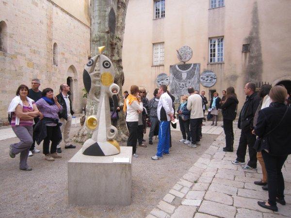 Du 04 au 06 avril : Journée européennes des métiers d'art