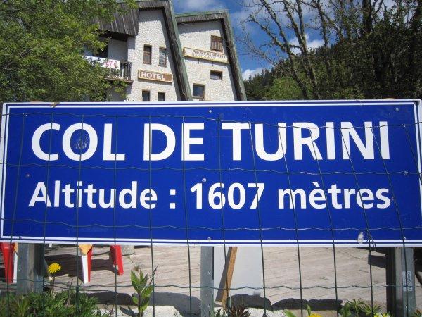 Départ de la balade au Col de Turini