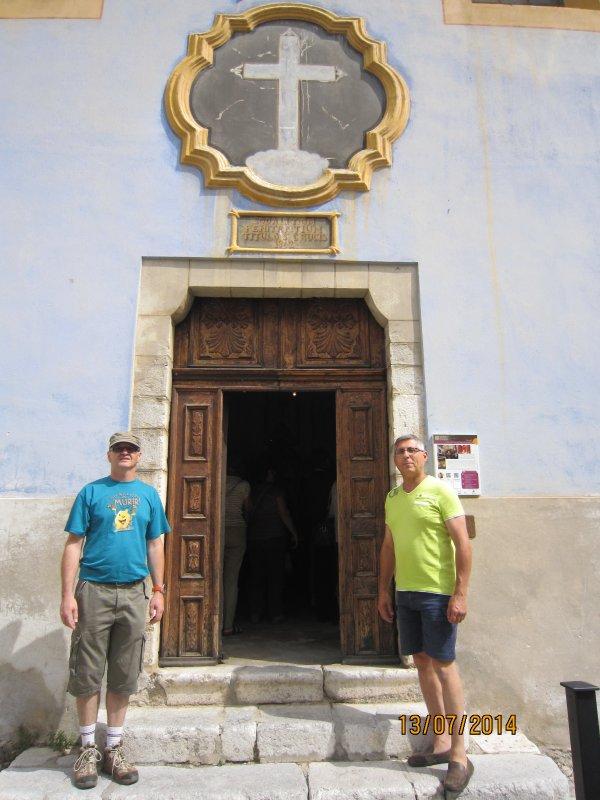 Chapelle Ste Croix, des Pénitents Blancs