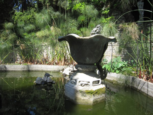 Fontaine du Dragon