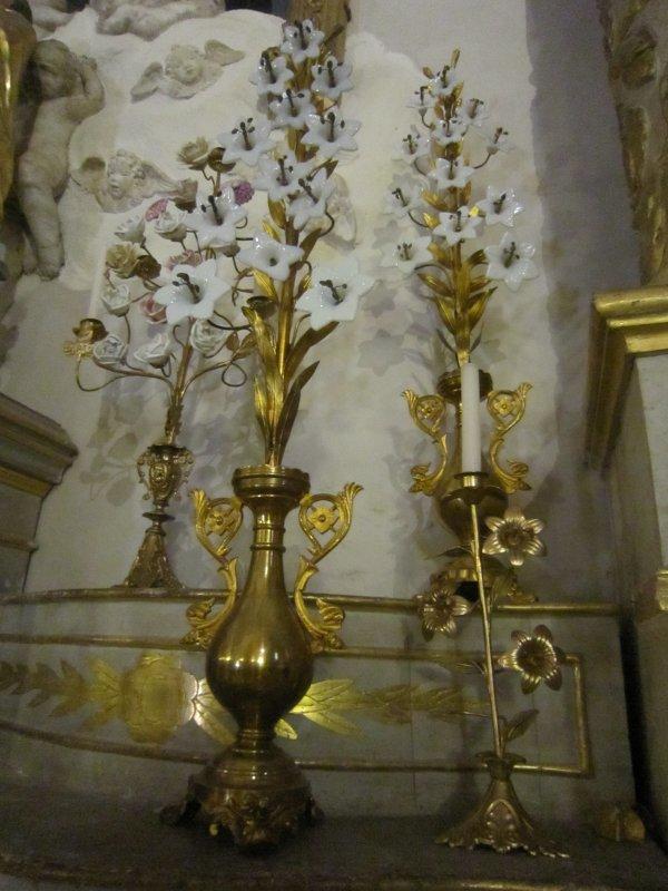 Eglise Saint-Jacques le Majeur (XII au XV ème siècle)