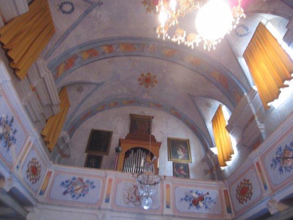 Des chapelles bien gardées.