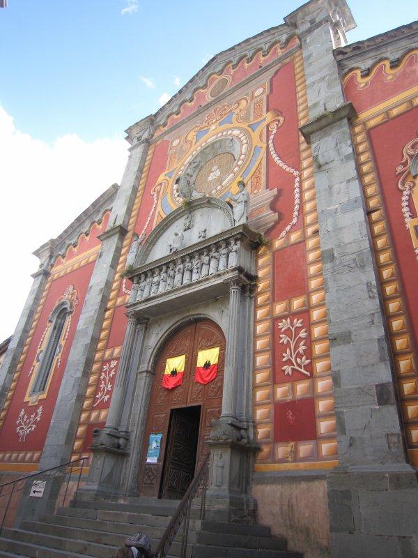 Notre Dame de l'Assomption, sur la route du baroque