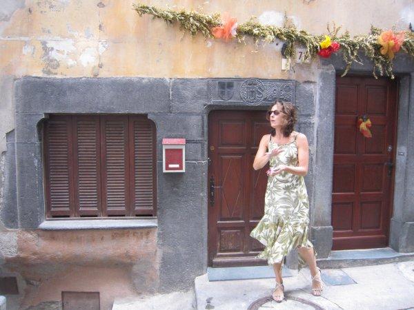 Visite guidée de Tende au son de l'accent chantant de Carole