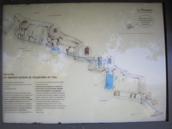 Système de récupération d'eau