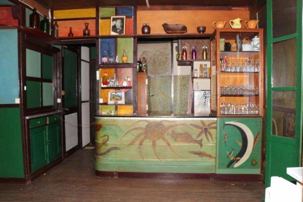 L'Etoile de Mer, bar restaurant (1949)