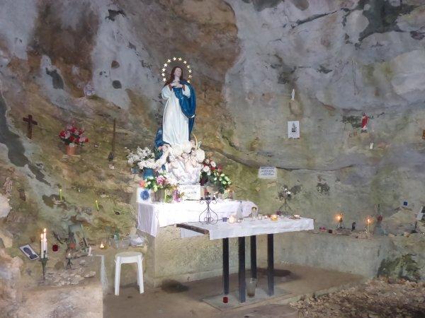 Notre Dame de Calern