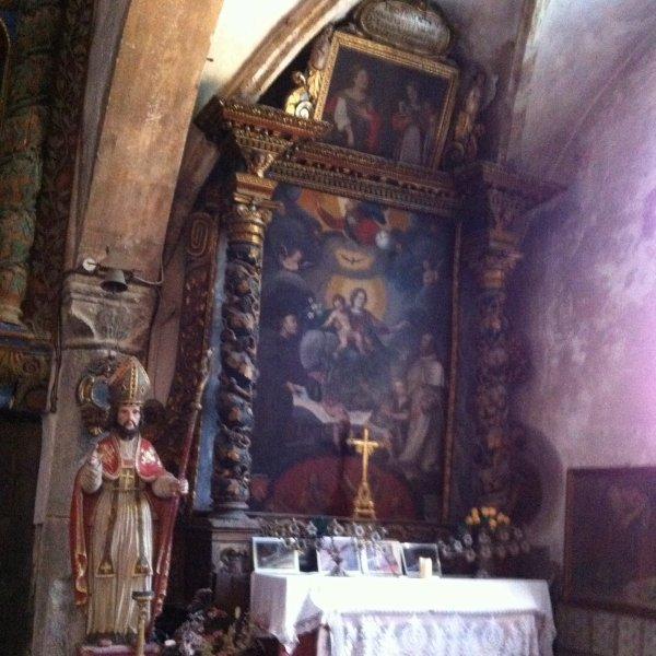 Eglise Saint-Michel de Gast dite des templiers