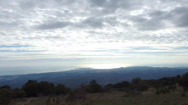 Balade à 850 mètres d'altitude