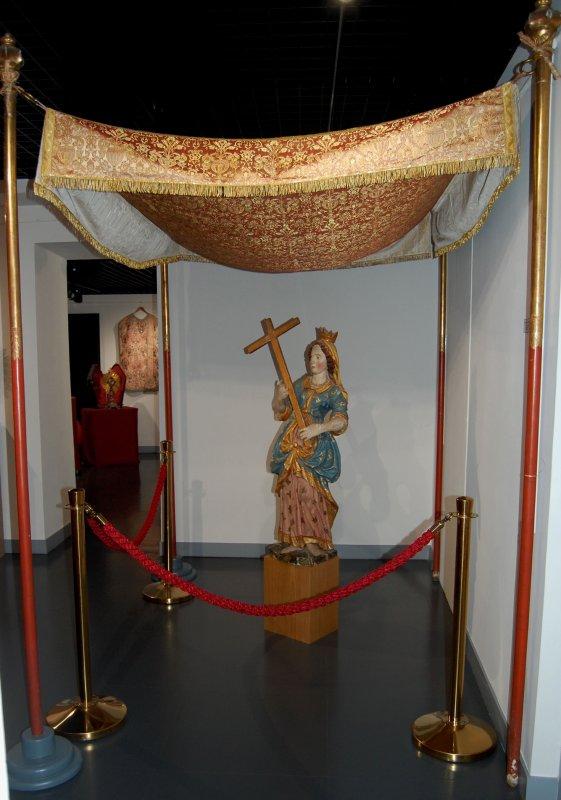 Nous retrouvons nos bénévoles érudits pour la visite du musée de Contes