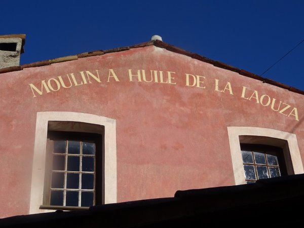 Moulin à huile de La Laouza