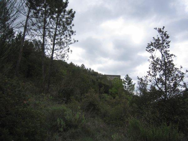 Ancienne voie ferrée Grasse - Meyrargues